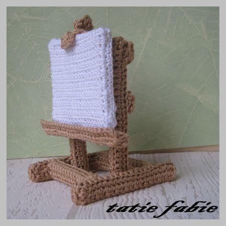 artiste peintre pour the sérial crocheteuses 020