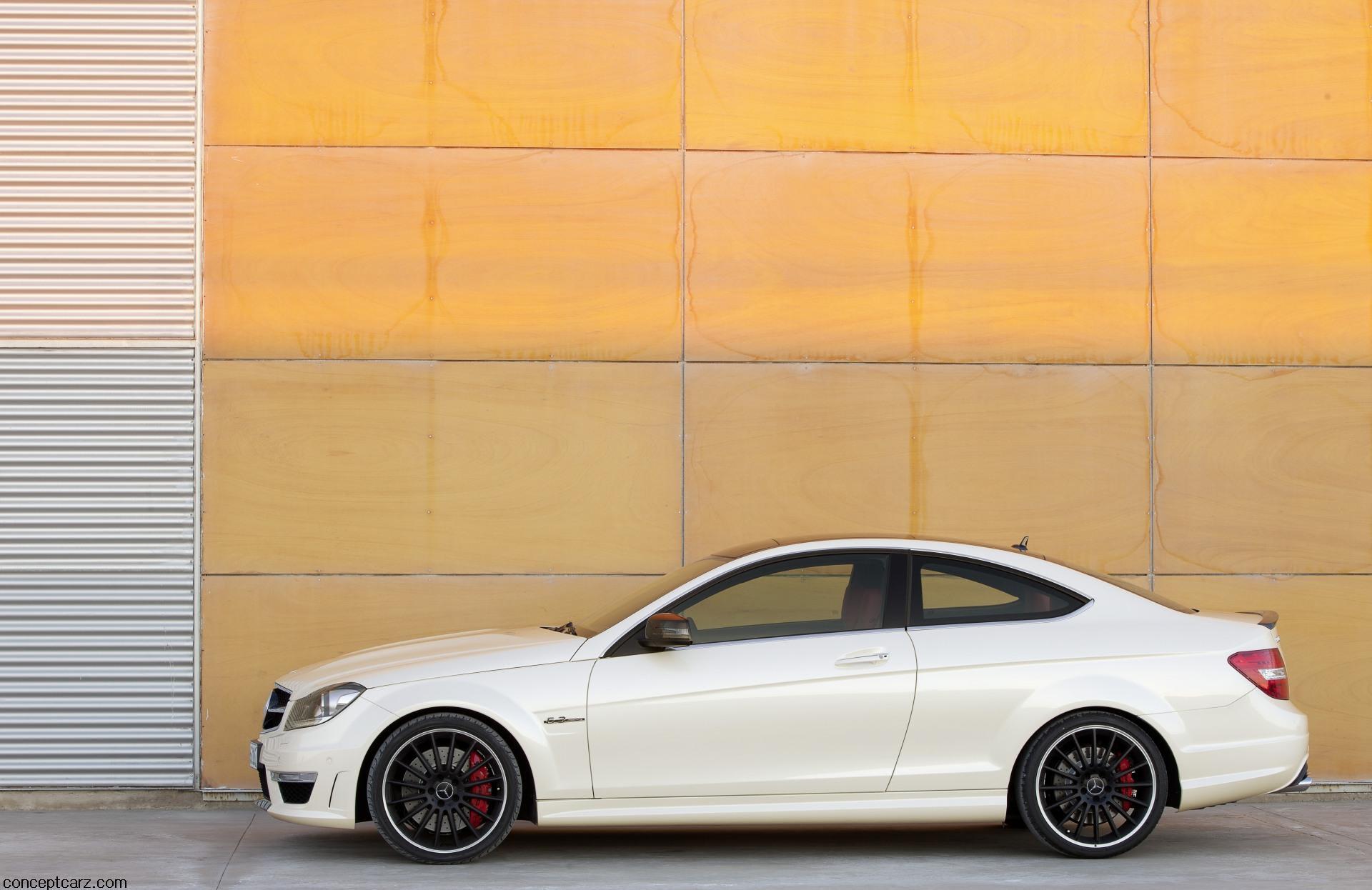 2012 Mercedes-Benz C63 AMG Coupe - conceptcarz.com
