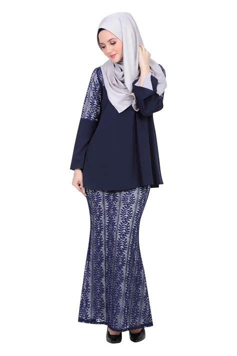 fesyen baju kurung moden terkini design casual stylish