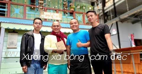 """VN Unknown #43: Xưởng xà bông Thanh Xuân """"câm điếc"""" và tâm huyết của startup trẻ Võ Thành Luân !"""