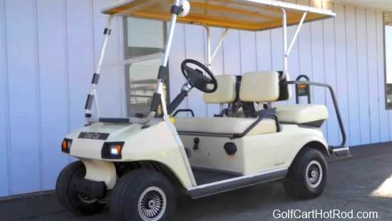 Yamaha G29 Golf Cart Wiring Diagram