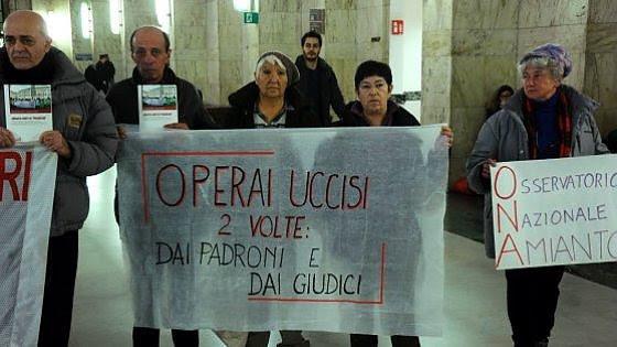Redazione di Operai Contro, dopo l'assoluzione dei dirigenti Pirelli, di fronte ai dati dell'inchiesta pubblicati dalla Repubblica viene da pensare che i magistrati di Milano saranno costretti a fare gli […]