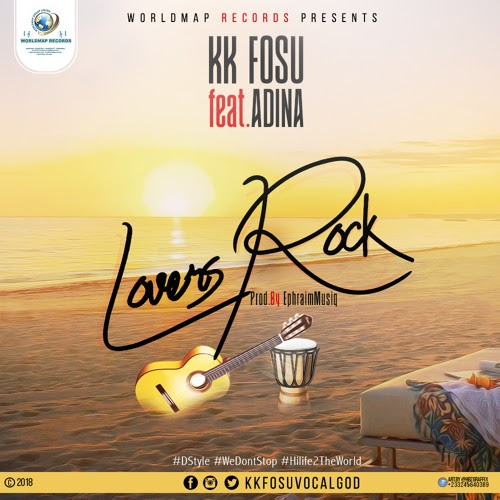 Kk Fosu ft. Adina - Lovers Rock (Prod. By Ephraim)