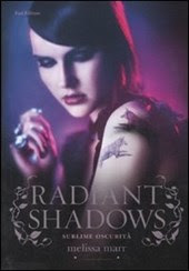 Radiant shadows. Sublime oscurità