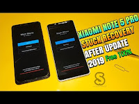 Solusi Xiaomi Note 5 Pro Whyred Stuck Recovery Setelah update | Rom Global Tanpa UBL