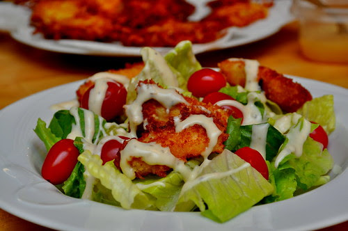 crispy-chicken-salad