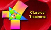 Classical Theorems in Geometry