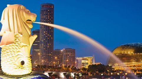 Singapore, giàu có, người lao động nhập cư