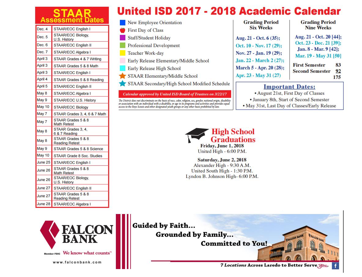 Uisd Calendar 2022.Uisd School Supply List 2019 School Style