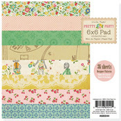 Pretty Party 6 x 6 Paper Pad - Crate Paper