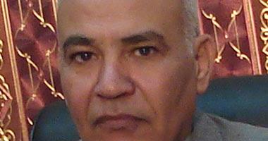 اللواء محمد ناصر العنترى مدير الأمن