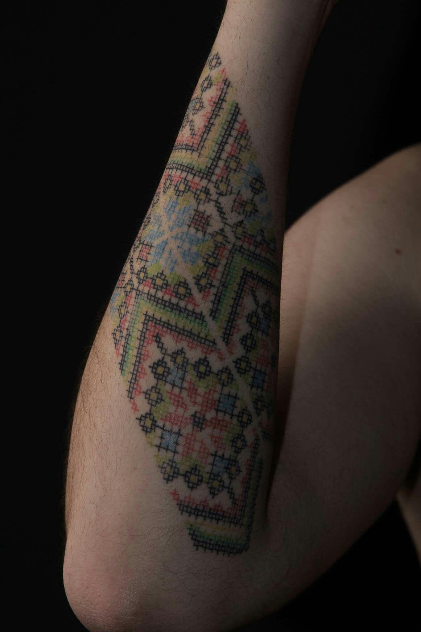 Arte Huichol Tatuajes Can T Wait To Finish This Half Sleeve Tattoo