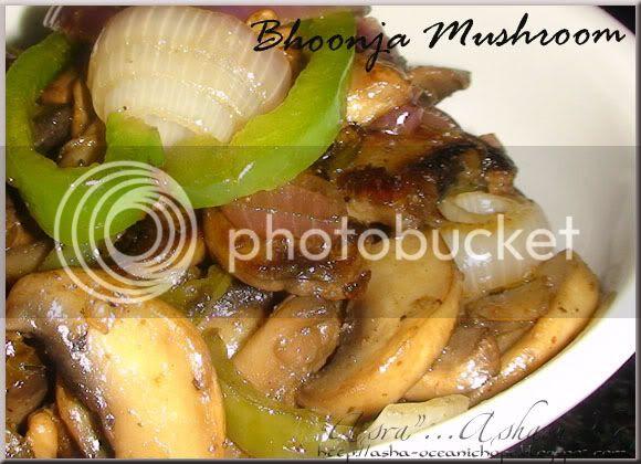 Make room 4 mushroom