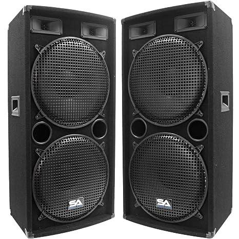 D J Speaker