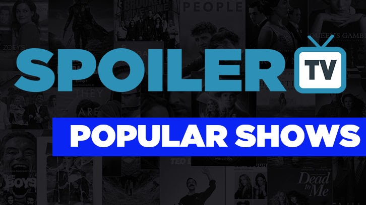 Most Popular Shows and Articles on SpoilerTV - September 2019