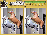 Jogar Gimme 5 horses Jogos