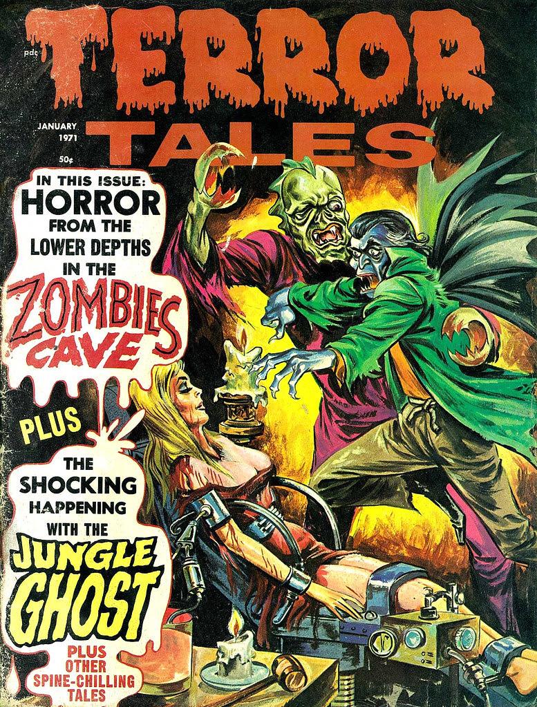 Terror Tales Vol. 03 #1 (Eerie Publications, 1971)