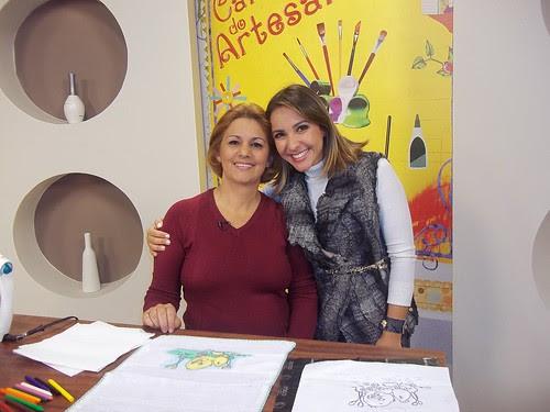 Mulher.com tv seculo 21 by Vera Arte com Giz