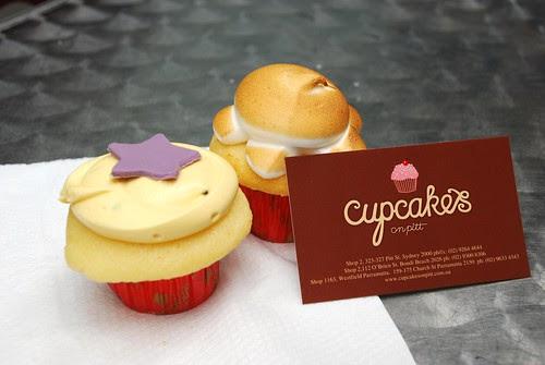 Cupcakes on Pitt street