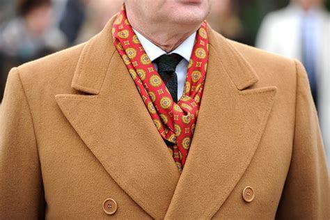 mens scarves guide gentlemans gazette