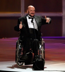 """Maurice """"Mad Dog"""" Vachon accepts his induction int"""