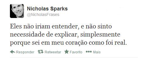 Frases Nicholas Sparks Tumblr Frases E Mensagens Em
