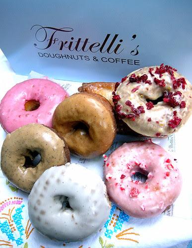 frittelli's cake doughnuts