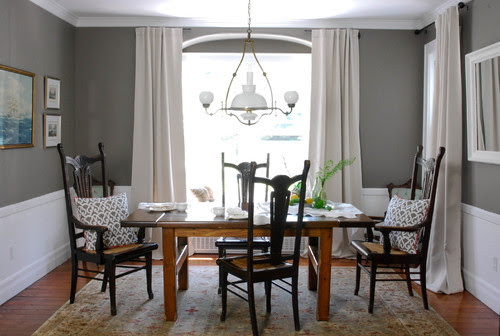 Traditional Dining Room By Northport Interior Designers Decorators Home Simplified