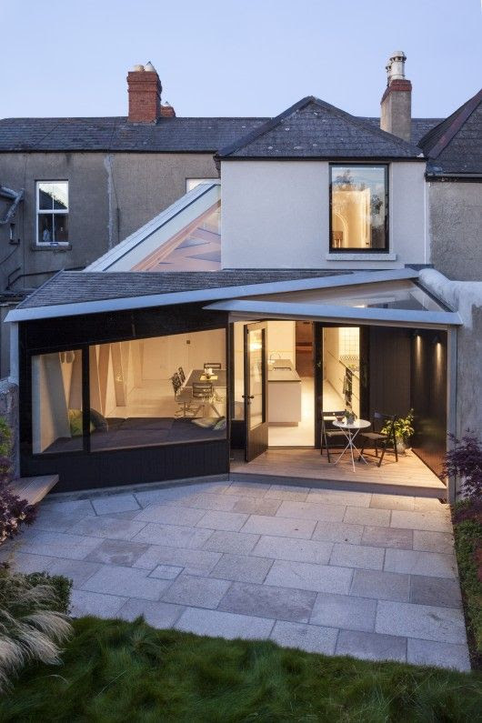 What You Need To Know About Building A House Extension ...
