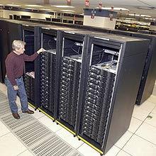 Roadrunner, da IBM, é o primeiro a alcançar a marca conhecida como petaflop