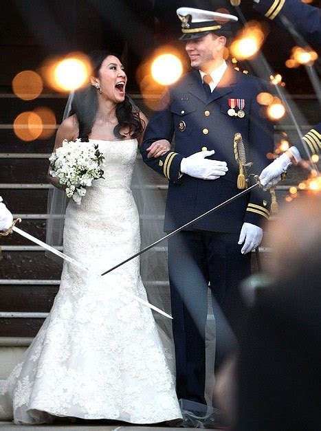 Michelle Kwan Marries White House Staff Member Clay Pell