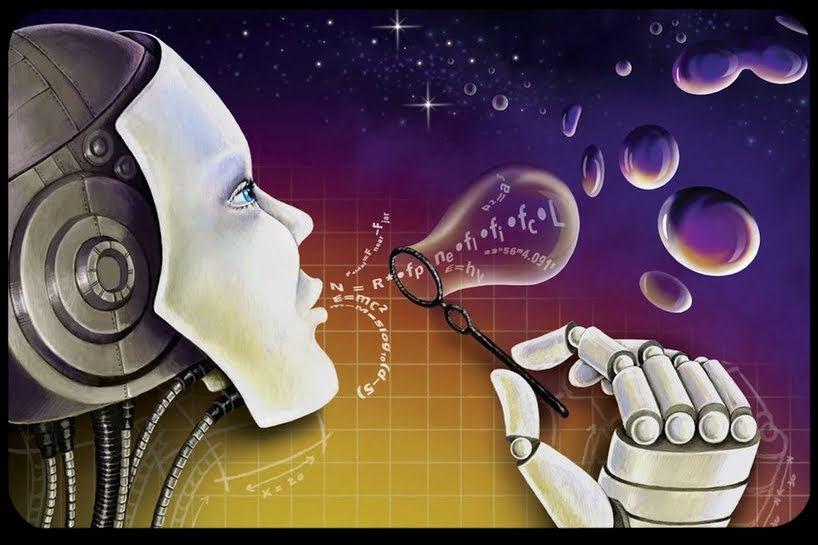 -lo de poderia ter sido algum tipo de inteligência superior que criou o homem !?