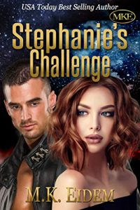 Stephanie's Challenge by M.K. Eidem