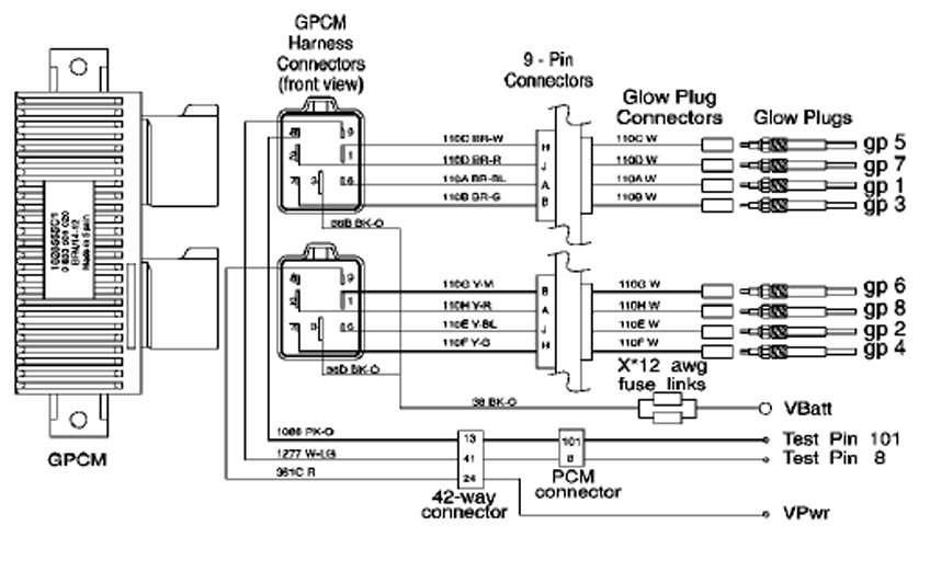 35 1997 Ford Powerstroke Fuel System Diagram - Wiring ...