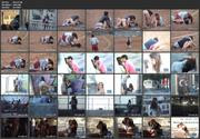 Day Watching 18 (Voyeur sex in public place young lovers romantic spot hidden camera)