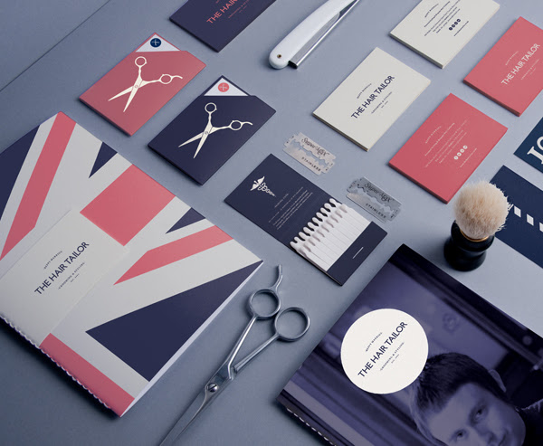 51 60 Professional Examples of Stationery Design