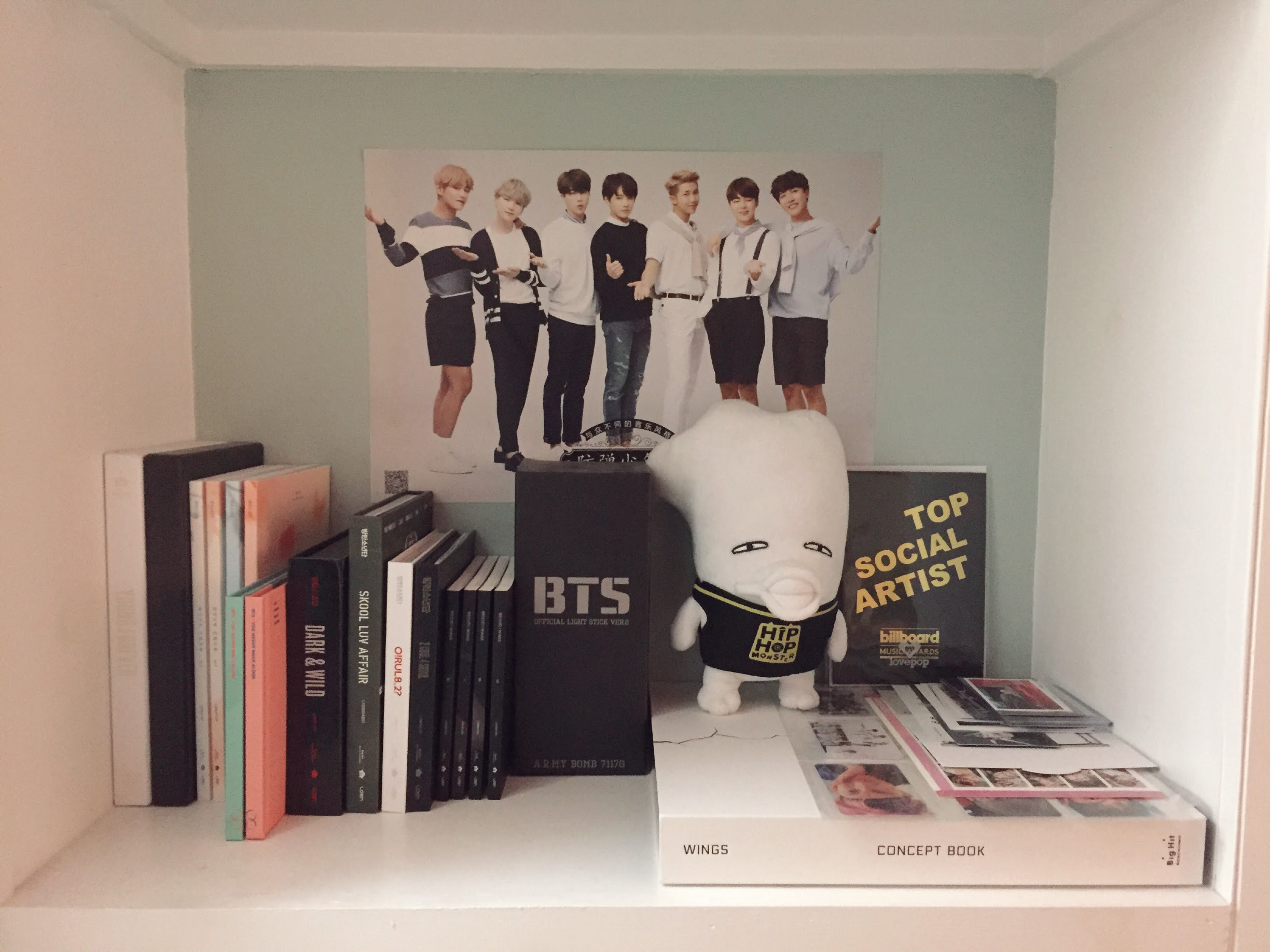How Do You Display Your Bts Albumsmerchpostersmiscellany Bangtan