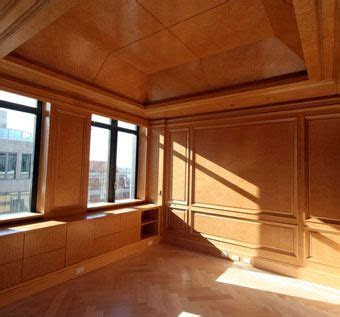 Hand Crafted Birdseye Maple Full Paneled Study Including