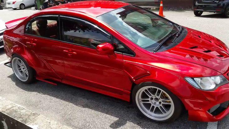 11 Best Honda Civic 8th Generation Custom Modified