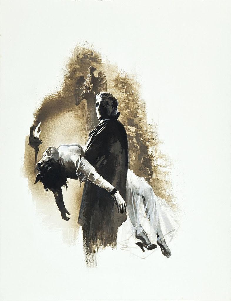 Reynold Brown - The Phantom of the Opera (Universal International, 1962).