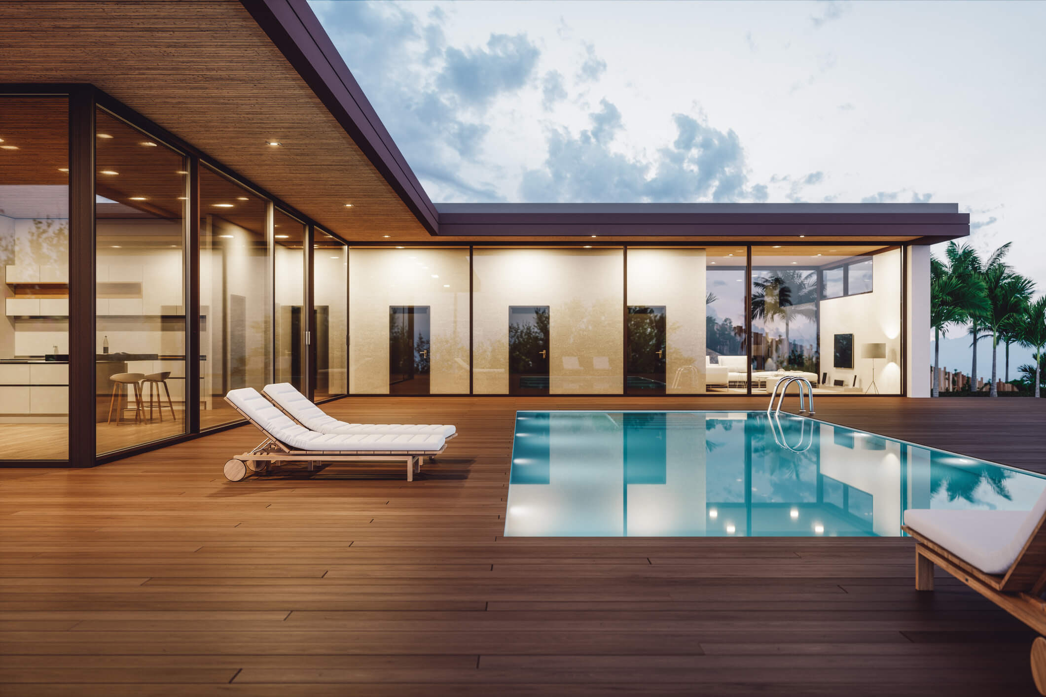 Pool Deck Ideas: 21 Best Ideas & Designs for Your New Deck