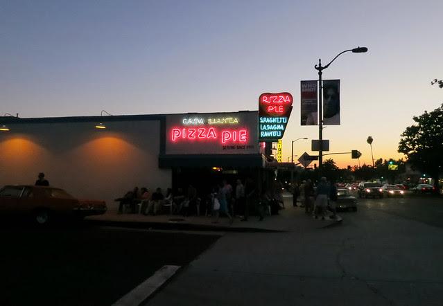 Casa Bianca Pizza Pie, Eagle Rock