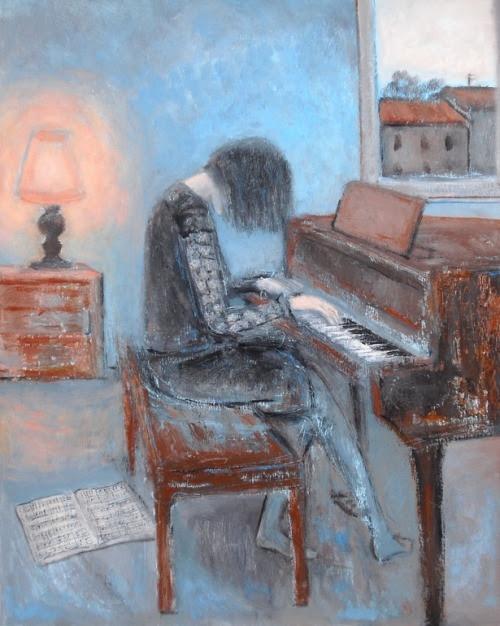 Autumn Sonata by Massimiliano Ligabue