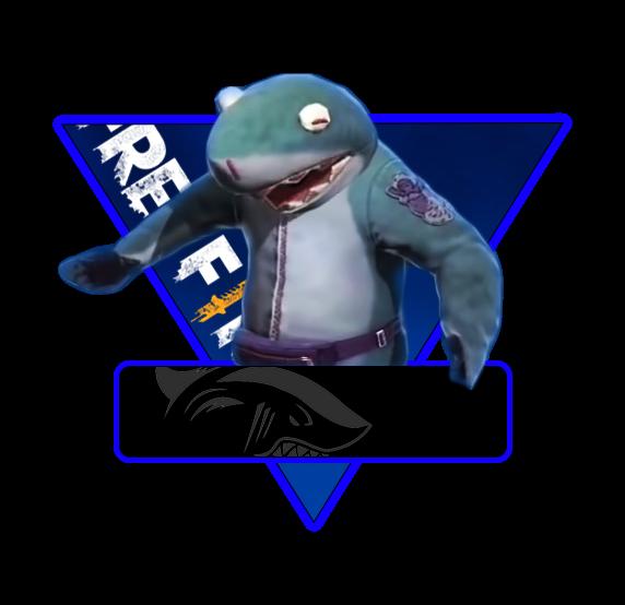 Tạo logo cá mập free fire siêu cute