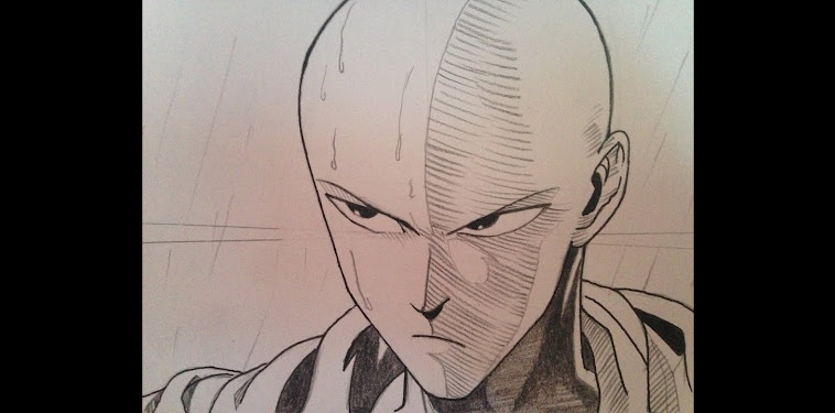 One Punch Man Drawings