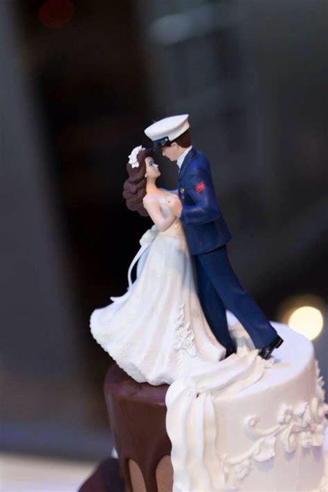Coast Guard Wedding Cake Topper from www.miscaketops.com