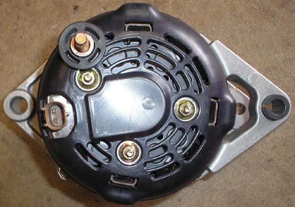 Pt Cruiser Alternator Wiring Diagram