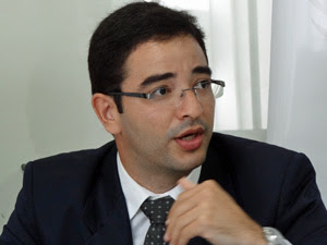 Coordenador do DHI, do Gajop (Foto: Katherine Coutinho / G1)