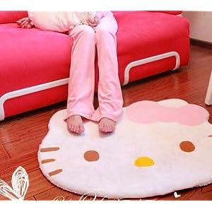 Hello Kitty bedroom ideas - Hello Kitty bedroom decor - Hello Kitty bedroom decorating - Hello Kitty bedroom furniture - Hello Kitty Wallpaper Mural - Hello Kitty Throw Pillows - Hello Kitty bedding - Hello Kitty Rugs