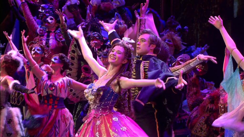 Image result for phantom of the opera masquerade 25th anniversary